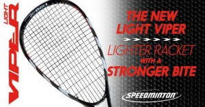 Rakieta Speedminton S-Viper Light